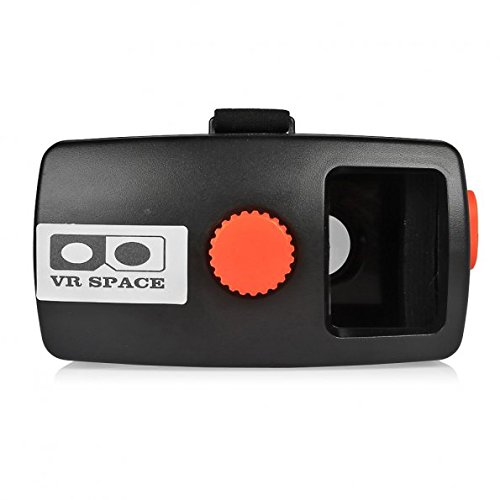 SainSonic VR MJ-03 DIY Virtual Reality Headset 3D VR Glasses with NFC for 4.5~5.7 inch Smartphones for 3D Movies/Games