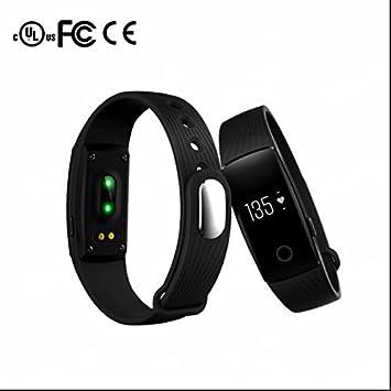 GPS Sport Fitness pulsómetro reloj inteligente, Smartwatch ...