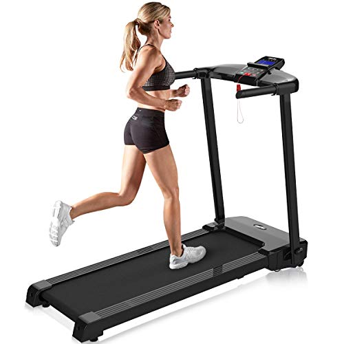 Merax-JK103A-Easy-Assembly-Folding-Treadmill-Motorized-Running-Jogging-Machine