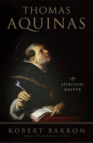 Thomas Aquinas: Spiritual Master (Inglese) Copertina flessibile – 1 apr 2008 Robert Barron Crossroad Pub Co 0824524969 RELIGION / Devotional