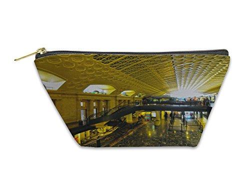 Gear New Accessory Zipper Pouch, Union Station Washington Dc, Large, 5580496GN (Station Unions Washington Dc)