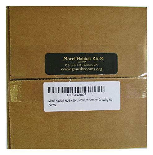 Morel Habitat Kit ® - Backyard Morel Mushroom Growing Kit by GMHP Gourmet Mushroom Products (Image #4)