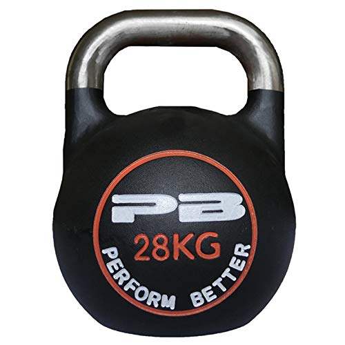Perform Better First Place Competition Kettlebell für Wettkampf, 28 kg