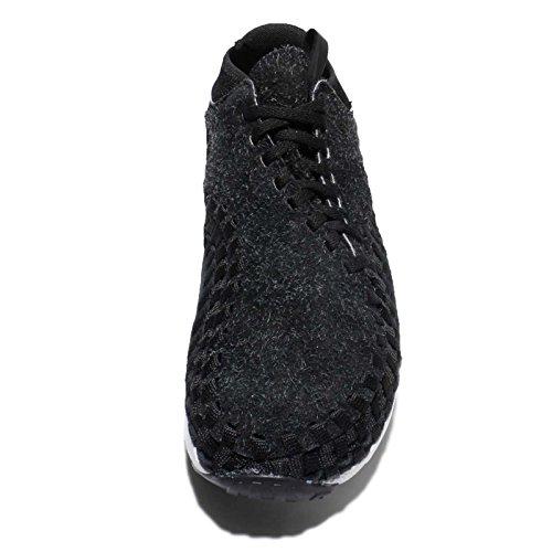 Nike Hommes Air Footscape Tissé Chukka Qs Gris Anthracite Noir-blanc Gris / Anthracite / Noir-blanc