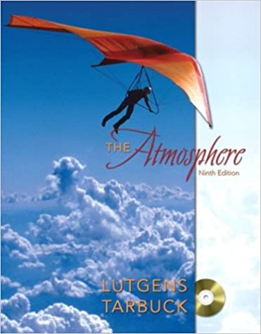 Book The Atmosphere: An Introduction to Meteorology, Ninth Edition