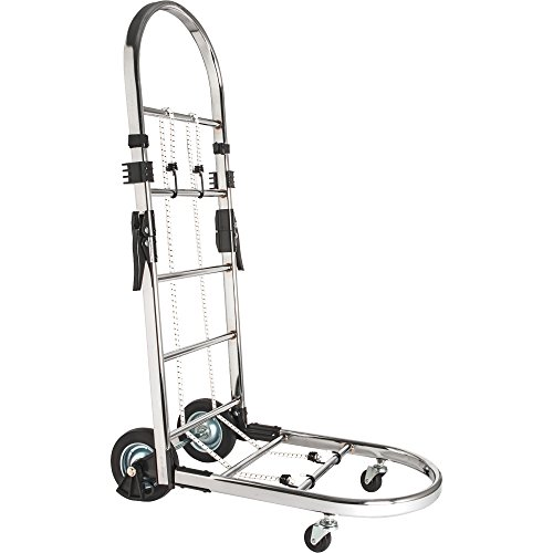Portable Platform Cart, Open Dim ()