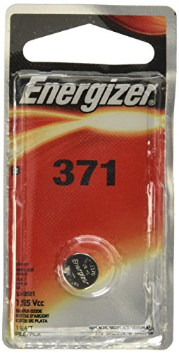 Energizer 371BPZ Zero Mercury Battery