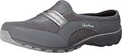 Skechers Women's Gray Relaxed Fit Conversations 22550 8 B(M) US
