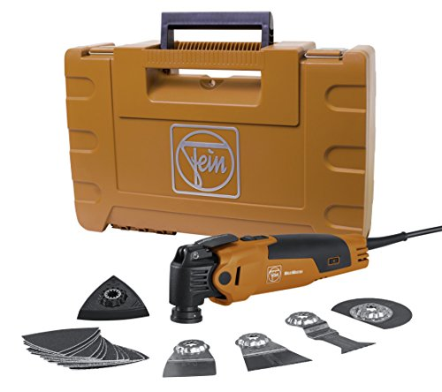 FEIN-FMM350QSL-MultiMaster-QuickStart-StarlockPlus-Oscillating-Multi-Tool-with-snap-fit-accessory-change