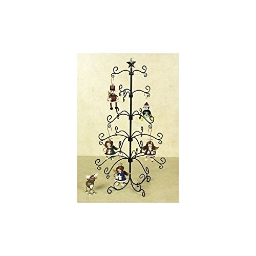 Special Ornaments Metal Display Tree