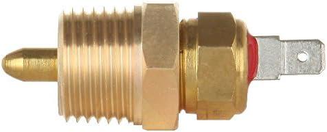American Volt 140F-210F Electric Radiator Fan Thermostat Sensor Ground Switch NPT Inch Thread Kit 1//8 Inch, 170F On - 155F Off
