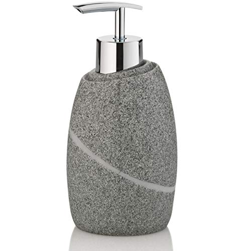 Kela Liquid Soap Dispenser Talus Collection, Grey