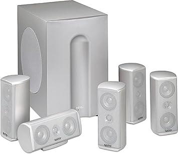 infinity surround speakers. infinity tss-1100 home theater speaker system (platinum) surround speakers