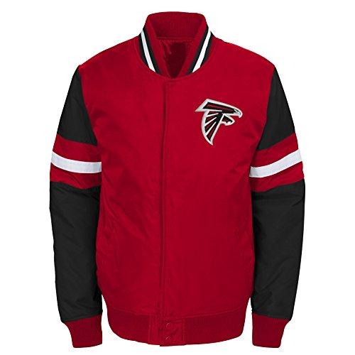 153ae4939 Atlanta Falcons Varsity Jacket