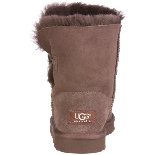 bambino 5991 Marrone UGG K's Button Bailey Stivali Choco Unisex xx46AYw