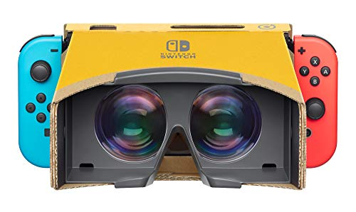 Nintendo Labo Toy-Con 04: VR Kit - Starter Set + Blaster - Switch 4