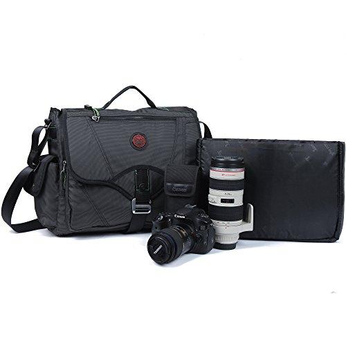 Camera Laptop Messenger Bag - 3