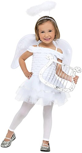 Sweet Little Angel Toddler Costume (Small) - Sweet Little Angel Toddler Costumes