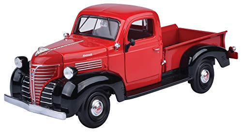 Motormax 1: 24 1941 Plymouth Pickup Die-Cast Vehicle  ( Colors may vary  ) from Motormax