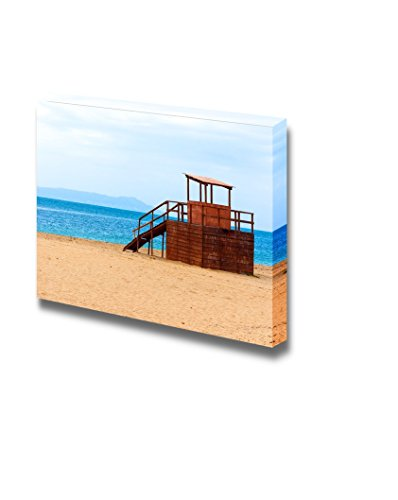 Beautiful Summer Landscape with Ocean for Home or Office Decor Wall Decor ation