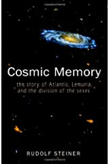 Cosmic Memory: The Story of Atlantis, Lemuria, and the Division of the Sexes Paperback