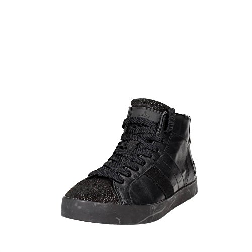 D.a.t.e. Hill LOW-2I Hoch Sneakers Damen Schwarz