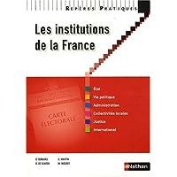 INSTITUTIONS DE LA FRANCE