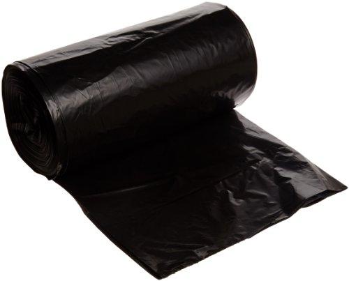 Aluf Plastics RCM-3347X Coex + Antimicrobial Low Density Blend Star Seal Bag on Coreless Roll, 40-45 Gallon Capacity, 47
