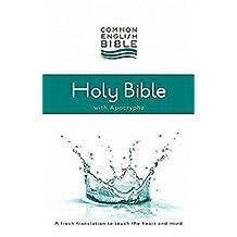 CEB Common English Bible with Apocrypha - eBook [ePub]