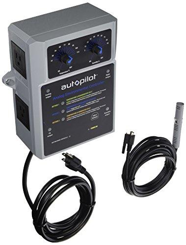 AutoPilot Analog Garden Temp Co2 Environmental Controller w/ Sensor   APCETHA Ssa Controller