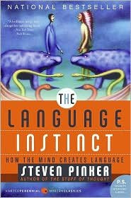 The Language Instinct 3th (third) edition Text Only