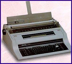 Swintec 7040 remanufacturados comercio electrónico máquina de escribir: Amazon.es: Oficina y papelería