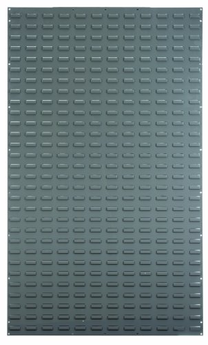 AKRO-MILS 30161 Louvered Panel, 36 x 5/16 x 61 In