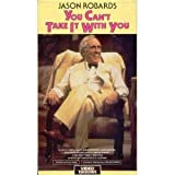 You Can't Take It With You [VHS]