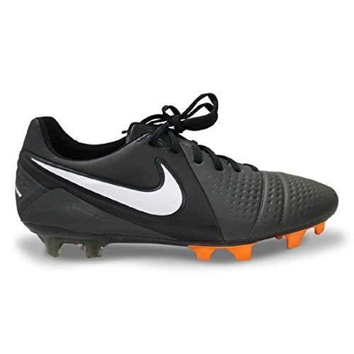 Nike Men's CTR360 Maestri III FG Soccer Cleats (6, Dark Charcoal/Black/White) (Soccer Cleats Ctr)