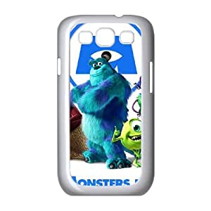 Samsung Galaxy S3 9300 Cell Phone Case White Monsters, Inc 008 TJ2726617