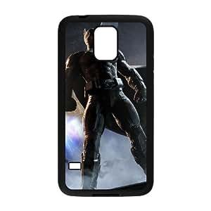 Batman Samsung Galaxy S5 Cell Phone Case Black fdz imoio