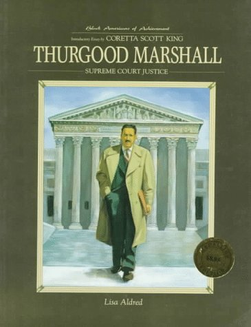 a life history of thurgood marshall an african american associate justice Thurgood marshall had a fresh marshall chose to focus more on the social life of college because of his intelligence in 1967, the president appointed him as the first african-american to be an associate justice on the us supreme court.