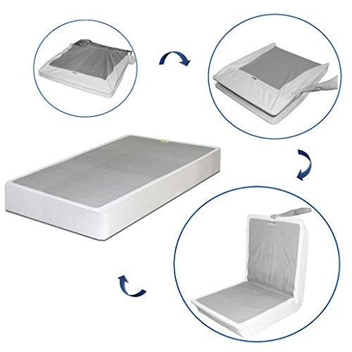 Best Price Mattress 8 Air Flow Memory Foam Mattress And 7 5 New Steel Box Spring Mattress