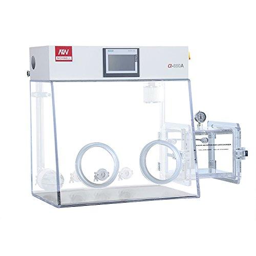 Vacuum Glove Box (NICHWELL α-650A Acrylic Vacuum Glove Box (49