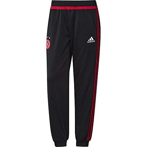 2015-2016 Ajax Adidas Sweat Pants (Black) Black