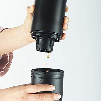 Cafetera cápsula Mini eléctrico Manual de la cápsula de café ...