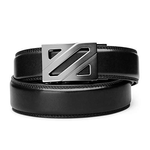 KORE Men's Full-Grain Leather Track Belt |