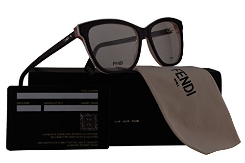 Fendi FF0251 Eyeglasses 54-15-140 Violet w/Demo Clear 54mm Lens B3V FF - Fendi Spectacle Frames
