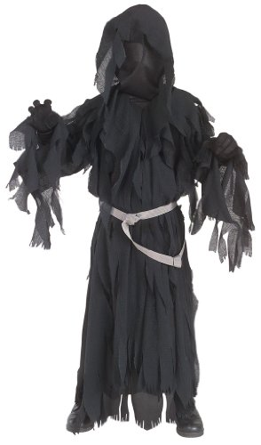[Rubies Lord of The Rings Child's Ringwraith Costume, Small] (Lotr Elves Costumes)