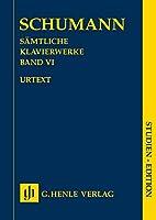 Sämtliche Klavierwerke Band VI: Urtext…