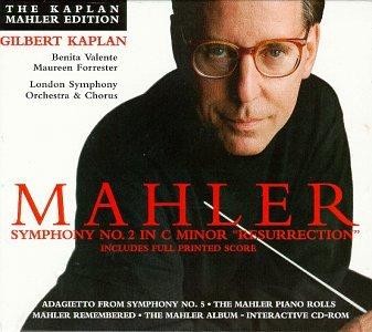 Subastada la Sinfonía 2 de G. Mahler por 5.300.000€. 41Q0FV33H6L