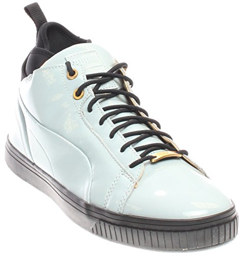 free shipping collections Puma Play Nude Mens Gray Patent Leather Lace Up Sneakers Shoes 8.5 clearance with paypal low shipping fee cheap online mXEvnJRVtf