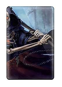 [BxTmPSZ2079Lyyco]premium Phone Case For Ipad Mini/mini 2/ Grim Reaper Case Cover