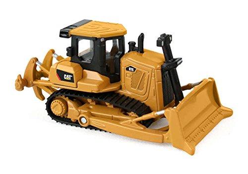 Caterpillar Bulldozer 1:83 Scale CAT39512 Cat D7E Metal Machines Earth Movers - Model Bulldozer